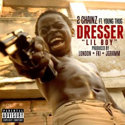 2 Chainz ft. Young Thug – Dresser (Lil Boy)